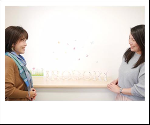 イロドリのスタッフ Rie & Naoko